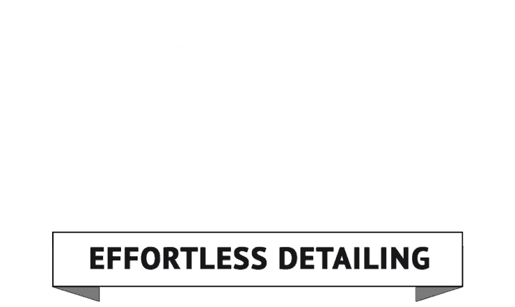 Dunking Biscuit - Effortless Detailing